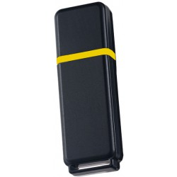 Флеш-диск USB 16GB PERFEO Black C01 PF-C01B016