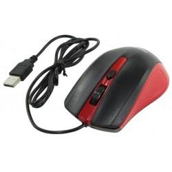 Мышь SMARTBUY SBM-352-RK ONE красно-черная