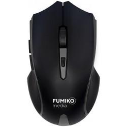 Мышь FUMIKO WM02 темно-серая