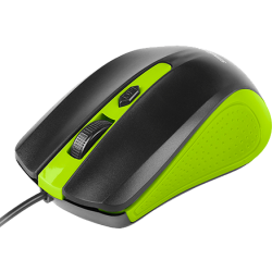 Мышь SMARTBUY SBM-352-GK ONE зелено-черная