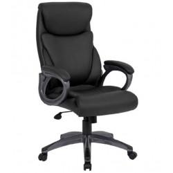 Кресло Веста M-703 PL S-0401 черная экокожа