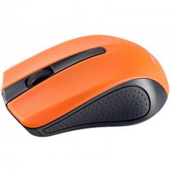 Мышь PERFEO PF-353 WOP OR черный-оранжевый