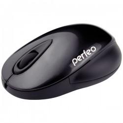 Мышь PERFEO PF-7087-WOP-K SPACE черная