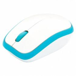 Мышь RITMIX RMW-215 Silent голубой
