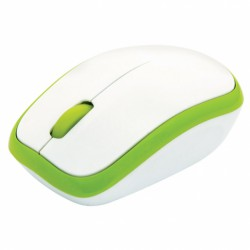 Мышь RITMIX RMW-215 Silent зеленый