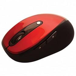 Мышь RITMIX RMW-220 красный