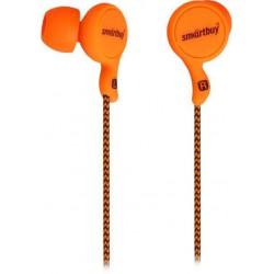 Наушники SMARTBUY SBE-1040 MANGA оранжевые