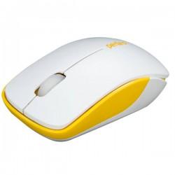 Мышь PERFEO PF-763-WOP-W/Y бел-жёлт