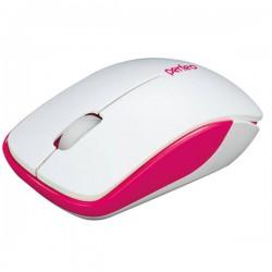 Мышь PERFEO PF-763-WOP-W/R бел-красн
