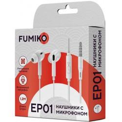 Гарнитура FUMIKO EP01 белые