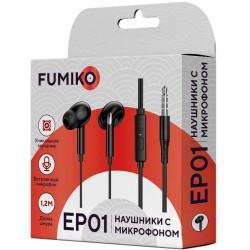 Гарнитура FUMIKO EP01 черные