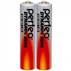Элемент питания PERFEO Dynamic Zinc R03/AAA/286 (солевые)