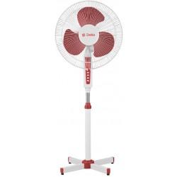 Вентилятор DELTA DL-020N белый с красным