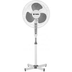 Вентилятор DELTA DL-020N белый с серым