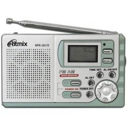 Радиоприемник RITMIX RPR-3021 silver