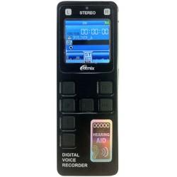 Диктофон RITMIX RR-970 4GB black