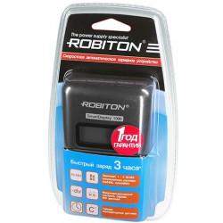 Зарядное устройство ROBITON SmartDisplay 1000