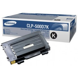 Картридж SAMSUNG CLP-500D7K black CLP-500