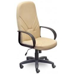 Кресло Комо Бюджет B пластик 727 S-0428 бежевая экокожа