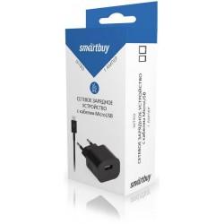 Зарядное устройство SMARTBUY SBP-1001MC NITRO черный