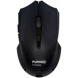 Мышь FUMIKO WM02 черная