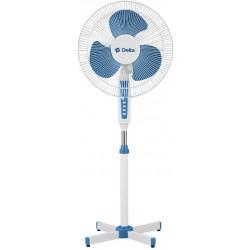 Вентилятор DELTA DL-020N белый с синим