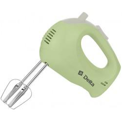 Миксер DELTA DL-5063 зеленый с серым