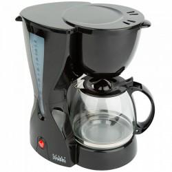 Кофеварка DELTA DL-8138 черная