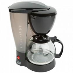 Кофеварка DELTA DL-8139 черная