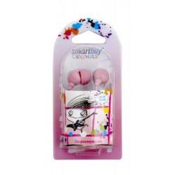 Наушники SMARTBUY COLOR TREND SBE-3100 розовые