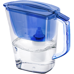 Фильтр-кувшин для воды БАРЬЕР Гранд индиго