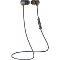 Беспроводные наушники DEFENDER B710 черно-оранжевые