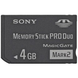 Флеш карта MS 4GB SONY Pro Duo