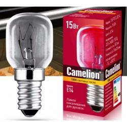 Лампа накаливания CAMELION E14 15W 220V 15/PT/CL/E14